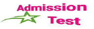 www.admissiontest.in